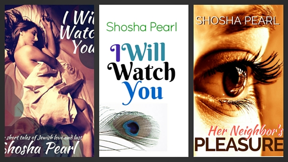 'I Will Watch You' out now in paperback