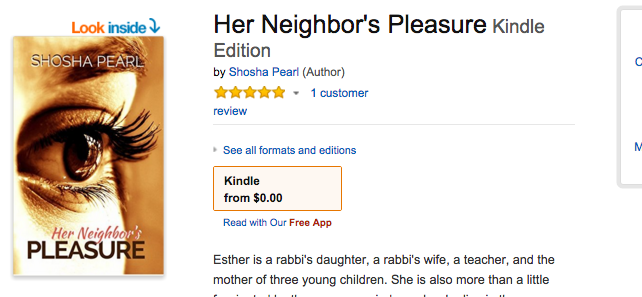 Her Neighbor's Pleasure is now available!
