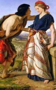 Rachel by William Dyce (www.shoshapearl.com)